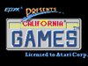 California Games ReMixes