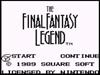 Final Fantasy Legend ReMixes